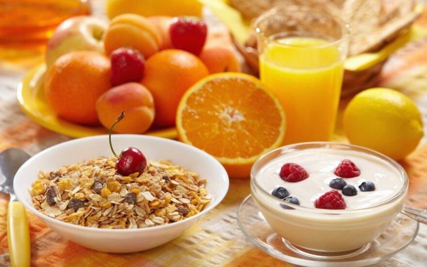 Idealūs pusryčiai ir vakarienė: kada tikrai - valgau ir lieknėju