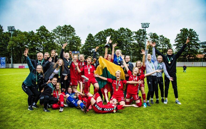 Lietuvos U-17 merginų rinktinė