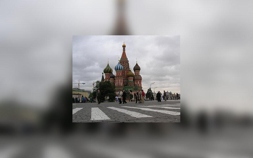 Vasilijaus palaimintojo cerkvė Maskvoje, Raudonojoje aikštėje