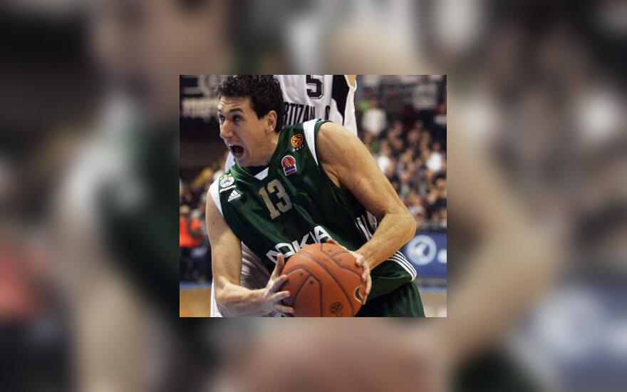 """Dimitris Diamantidis (""""Panathinaikos"""")"""