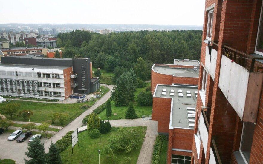 Iš Biržų atsikrausčiusi studentė nusivylė pamačiusi, kaip reiks gyventi sostinėje