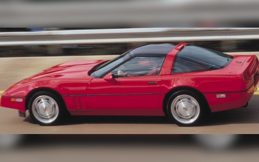 Chevrolet Corvette ZR1 (1989 m.)