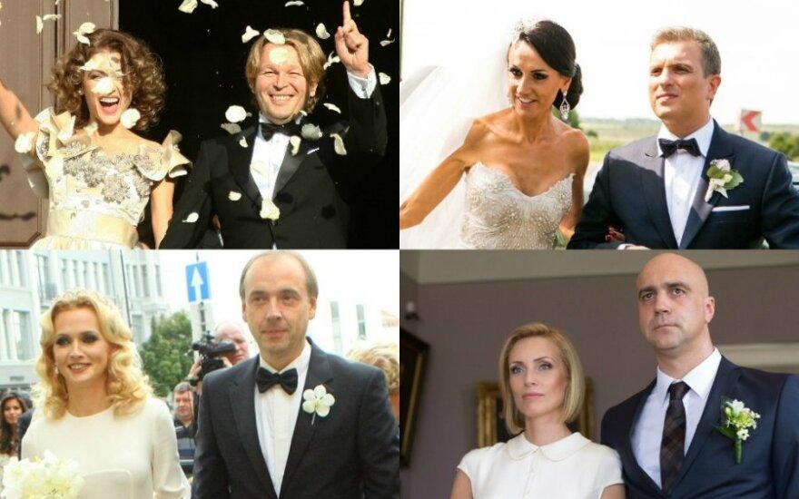 Gražiausios 2014 metų vestuvės