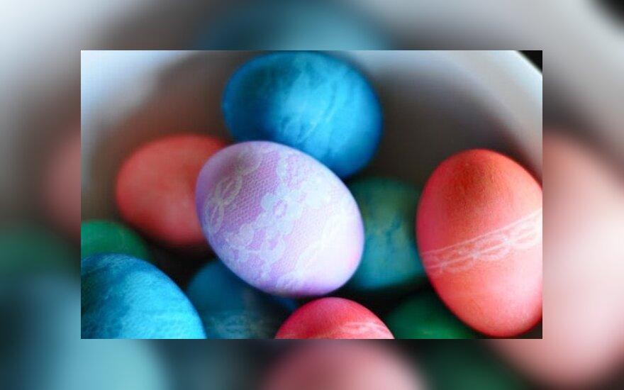 Vilniečius kviečia į kiaušinių medžioklę