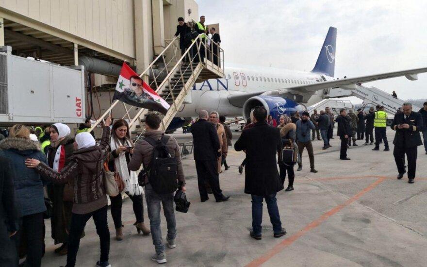 Alepo oro uostas