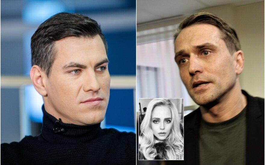 J.Jankevičius ir D.Didžiūnaitytės byloje minimas R.Pinikas