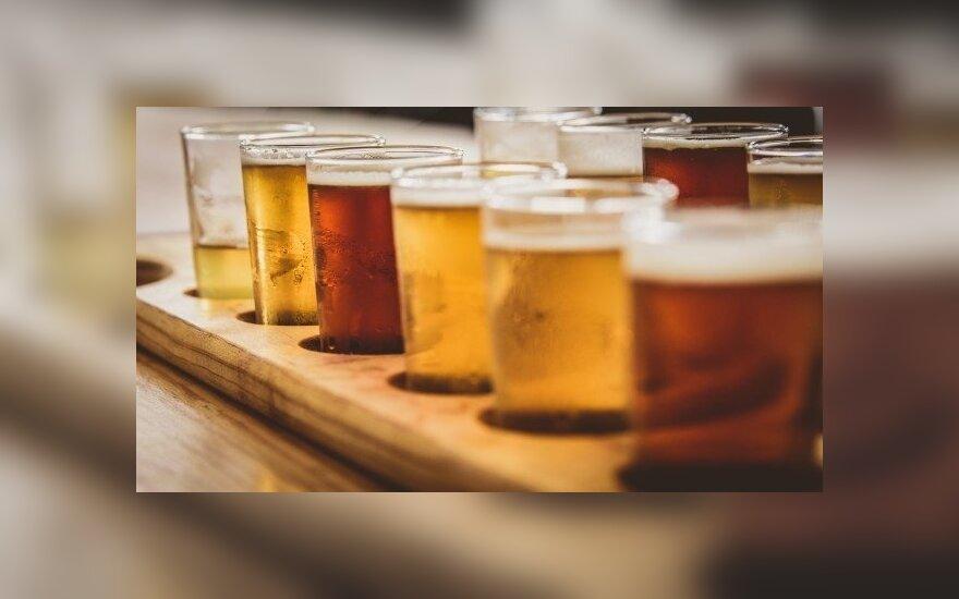 """""""Biržų alaus"""" direktorius ir gamybos vadovė bus teisiami dėl """"juodosios"""" buhalterijos"""
