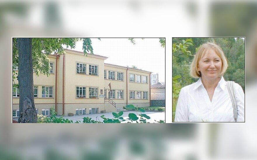 Už pažeidimus atleista mokyklos direktorė gaus tūkstantinę kompensaciją