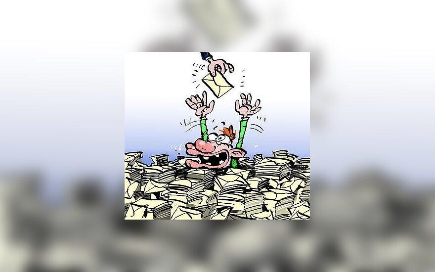 Bus teisiamas, nes melavo gaunąs minimalią algą