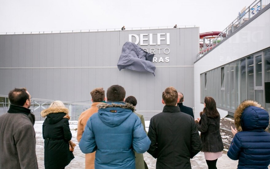 Netrukus duris praversiančiame DELFI sporto centre įsikurs ir Lietuvos geriausieji