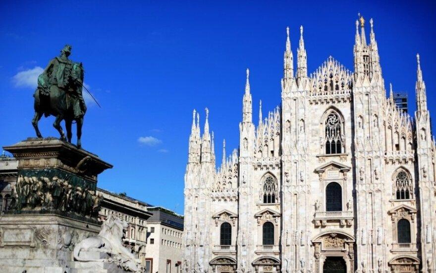 Įdomūs faktai apie Milaną