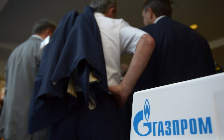 Stockholm arbitration court to start hearing dispute between Lithuania and Gazprom next week