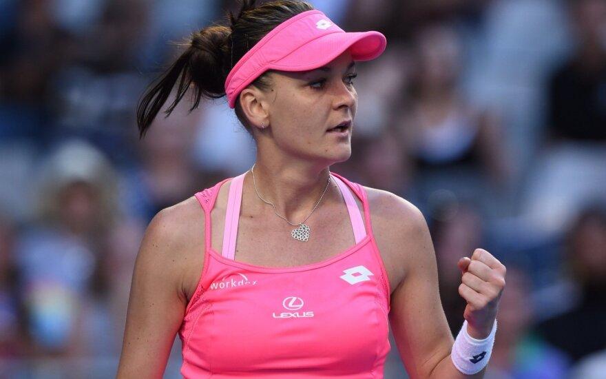 WTA reitinge – lenkės šuolis į antrą vietą