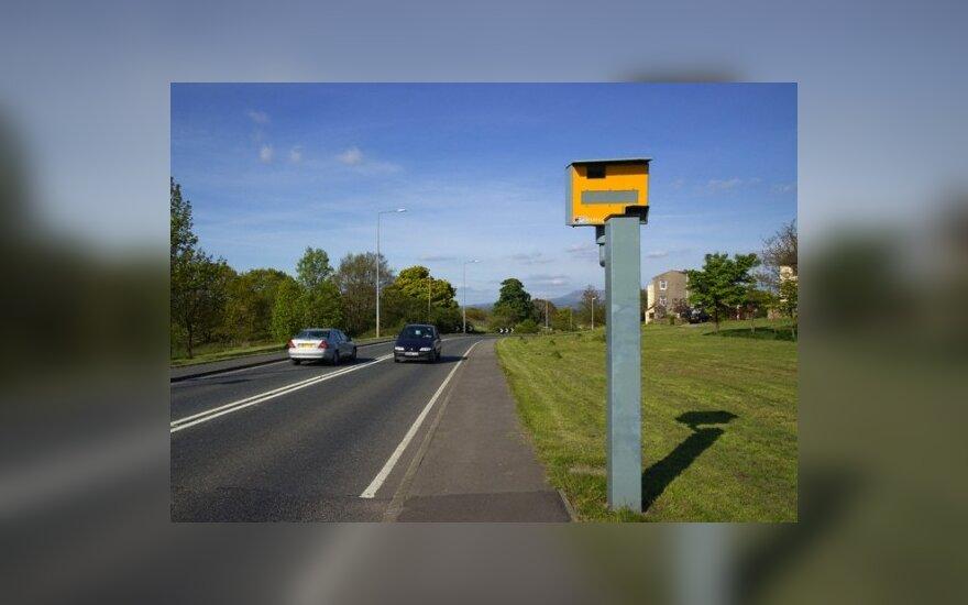Europos keliuose lietuviai gali drąsiai spausti greičio pedalą