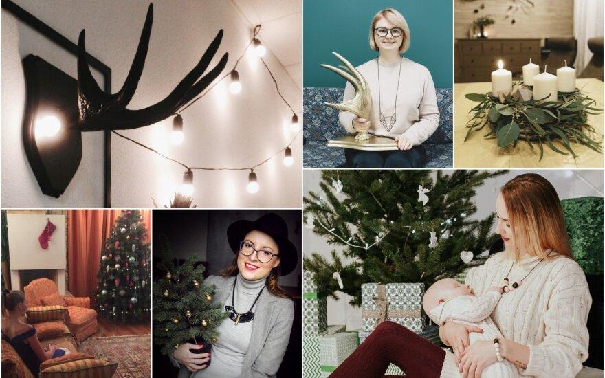 Kalėdos kūrėjų namuose