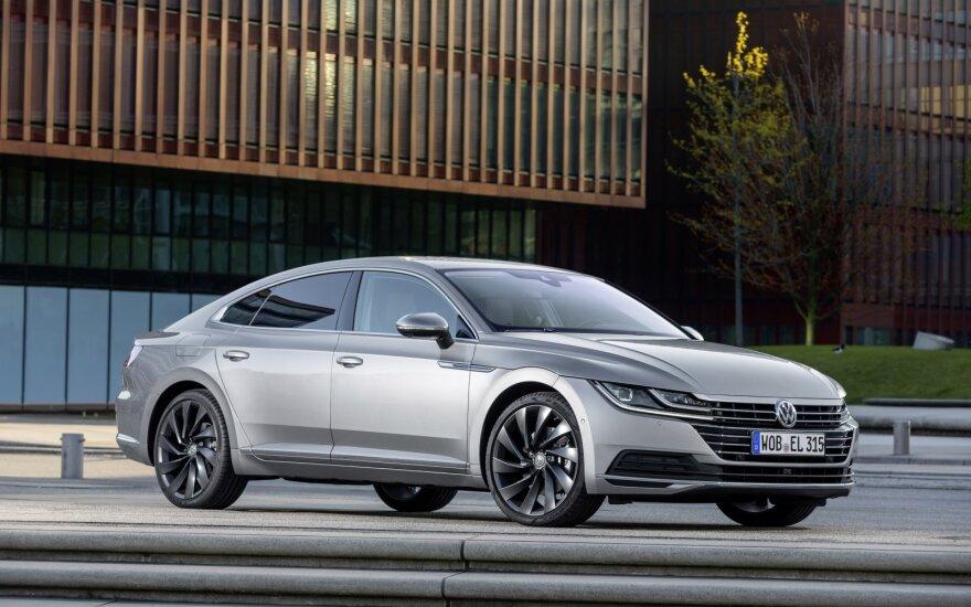 """""""Volkswagen Arteon Elegance"""""""