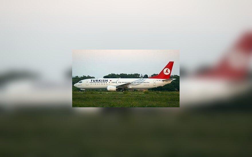 """""""AirBaltic"""" gali būti parduota Azijos skrydžių bendrovei"""