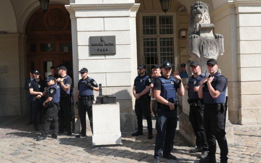 Lvovo miesto taryba