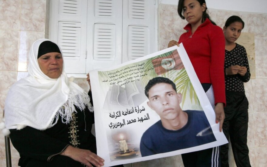 Mohamedo Bouazizi atvaizdas