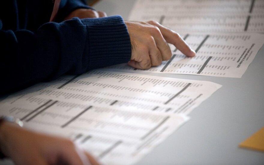 Preliminariais duomenimis, rinkimuose N.Zelandijoje nugalėjo Nacionalinė partija