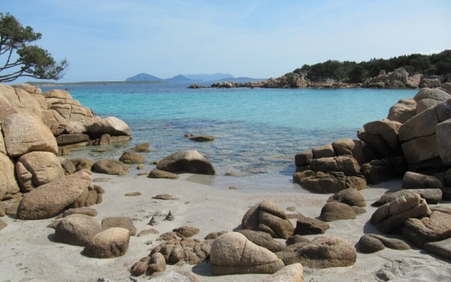 """Savo """"Rojų Žemėje"""" atradau Sardinijoje"""
