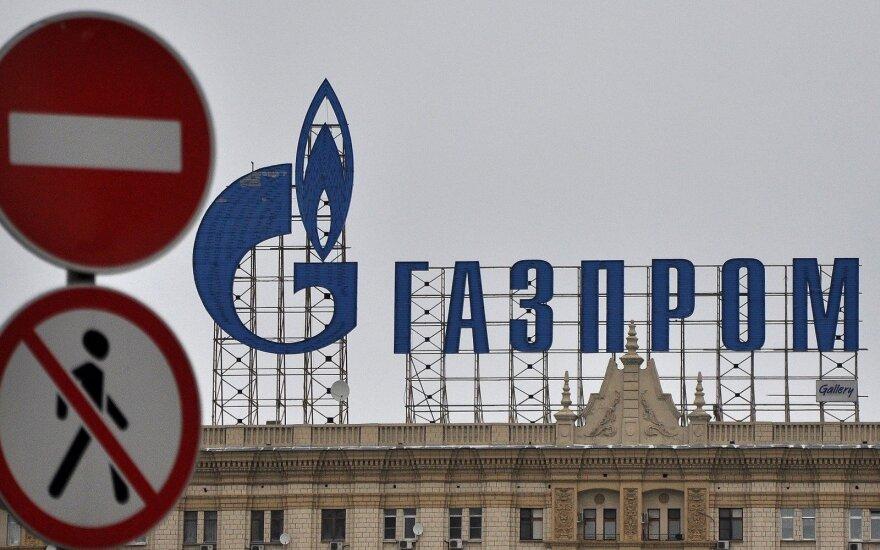 """Vaičiūnas: bauda """"Gazprom"""" būtų sustiprinusi Lietuvos pozicijas"""