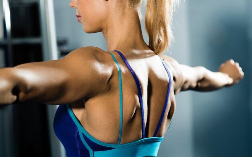 Tinkamas apšilimas prieš treniruotę: kokią didžiausią klaidą darome