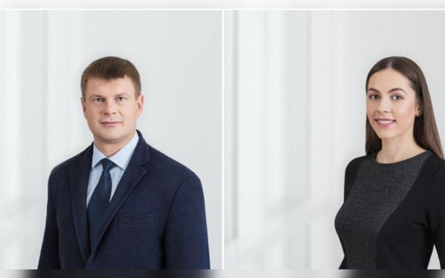 Mindaugas Bliuvas, Eglė Gliaudelytė