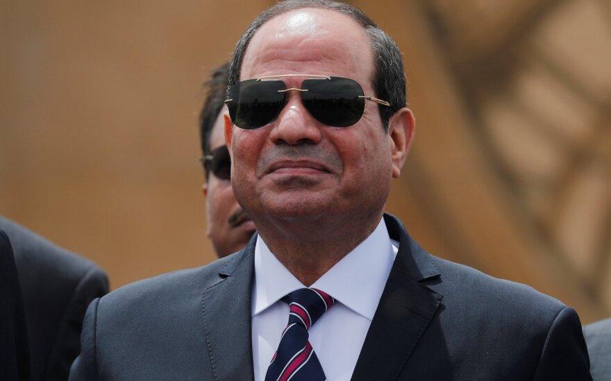 Abdel Fattahas al Sisi