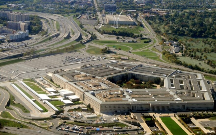 Pentagon warns Russia about consequences of incident over Baltic Sea