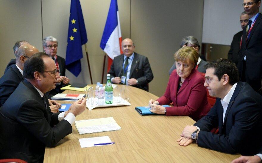 ES lyderiai susitarė dėl vieningos pozicijos Irano branduolinės programos klausimu