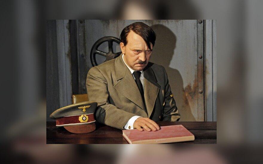 """Rusijos istorijos tinklalapis uždarytas ne dėl """"Mein Kampf"""" publikavimo?"""