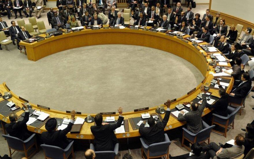 Jungtinių Tautų Saugumo Taryba