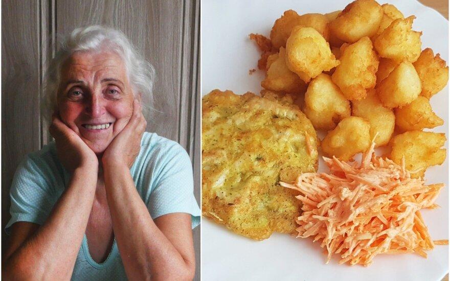 Močiutė Biruta