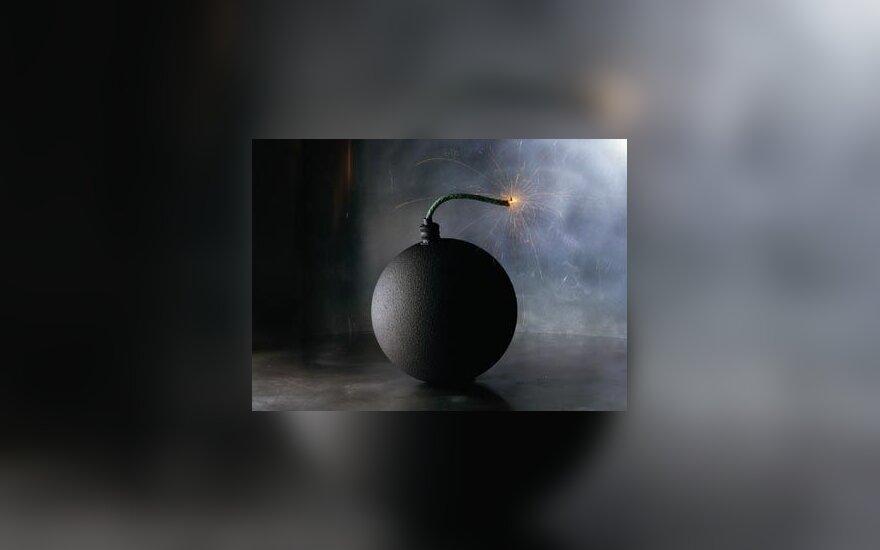 Bomba, sprogimas, sprogmuo