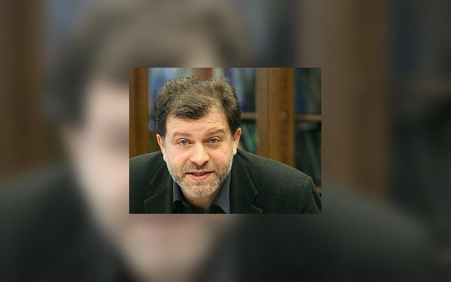 D.Kuolys: sankcijas klausyti žurnalistų pokalbių VSD gaudavo Šiauliuose