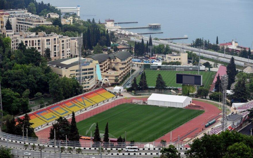 Sočio stadionas