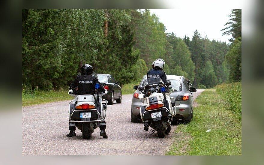 Policijos motociklai