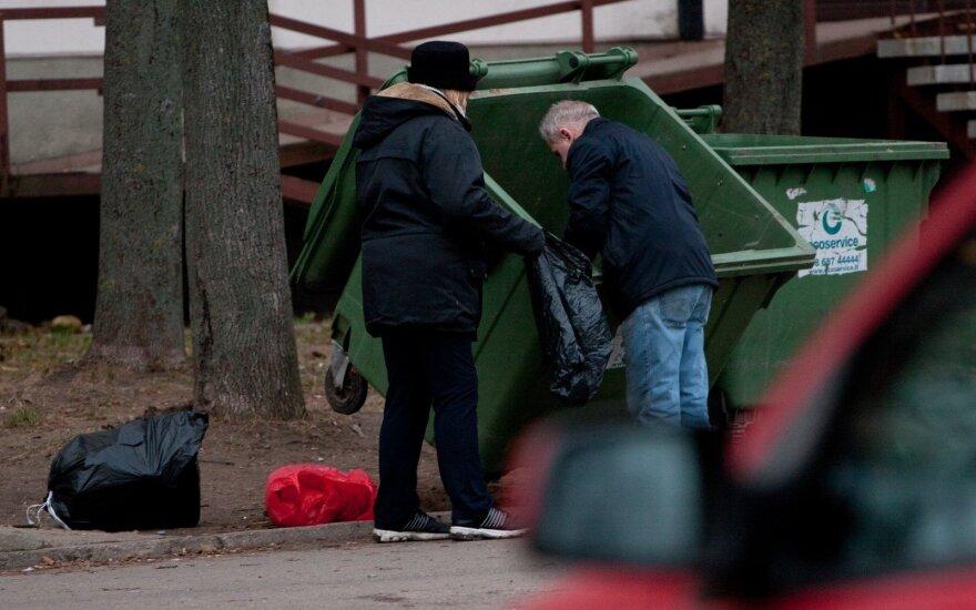 Atliekų konteineris