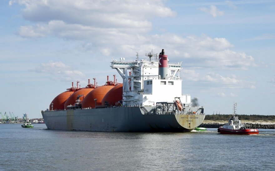 Latvia and Lithuania agree on joint gas purchases from US