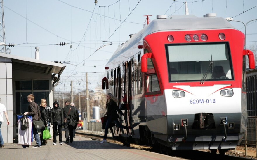 Lithuanian railway