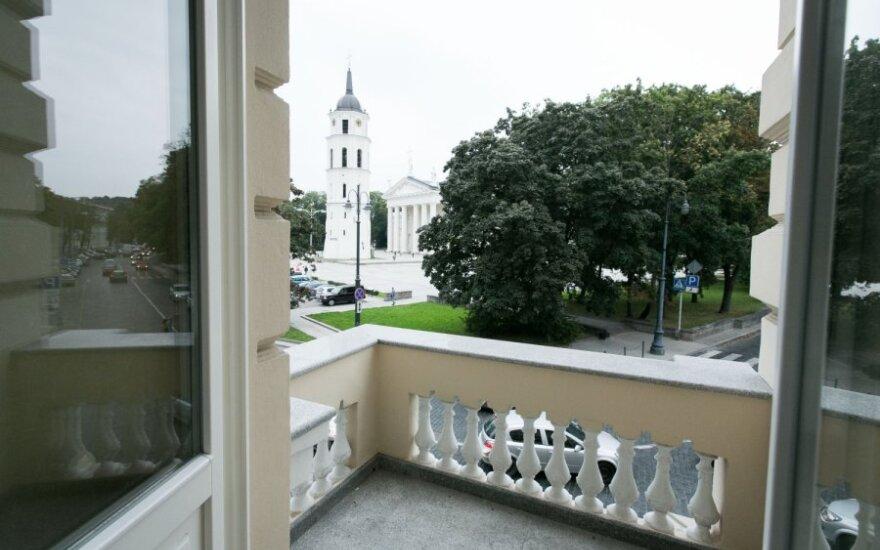 "Viešbutis ""Kempinski Hotel Cathedral Square"""