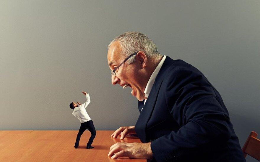 6 patarimai, kaip sėkmingai dirbti su bet kokiu bosu