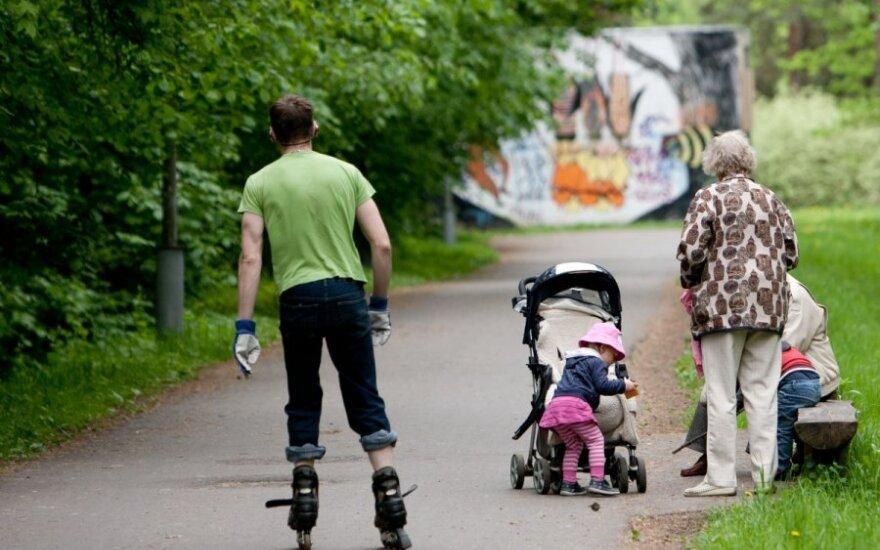 Ketvirtadienį Vilniuje rinksis riedučių mėgėjai