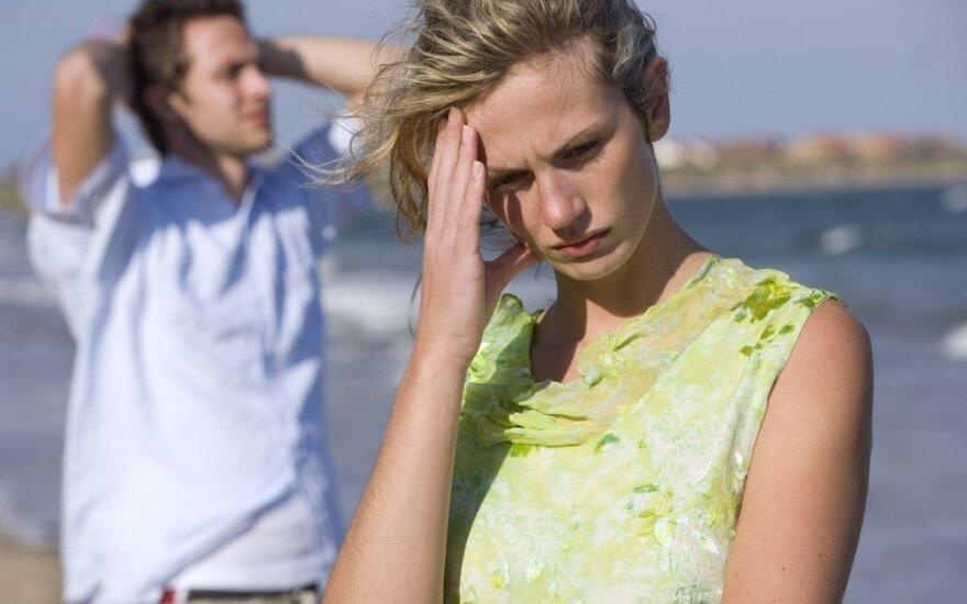 Įskaudintas vaikinas: aš noriu žinoti, kur ji yra, o ji pyksta, kad ją seku