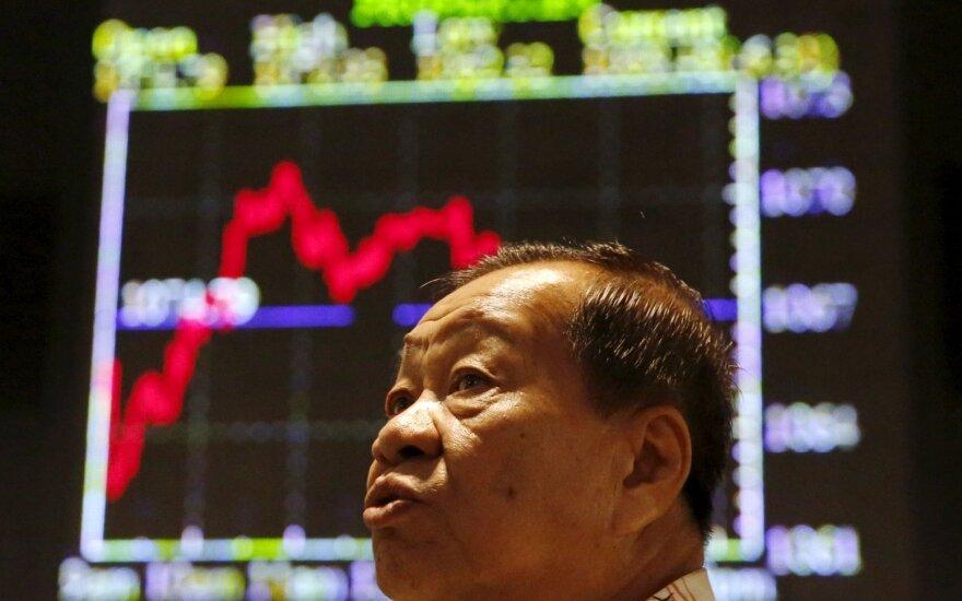 Pasaulio bankas padidino Kinijos BVP 2017 m. prieaugio prognozę
