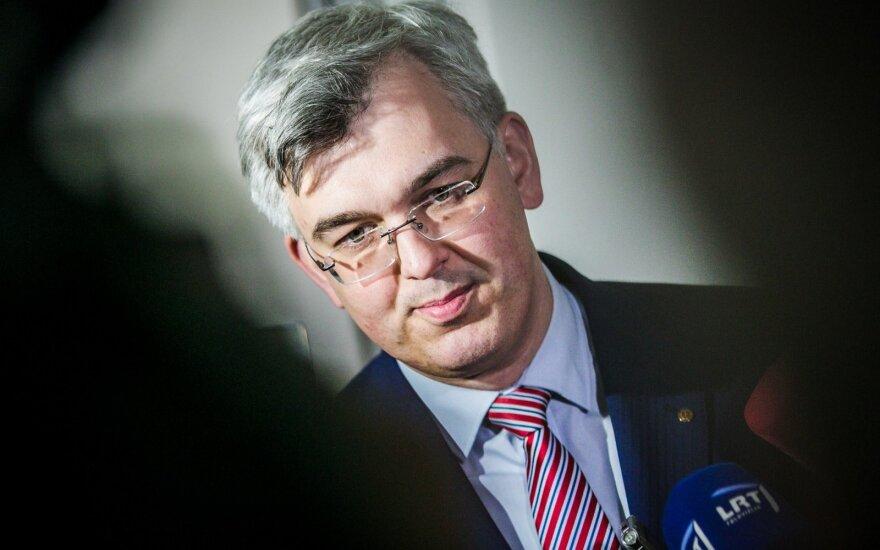 Prosecutor Justas Laucius