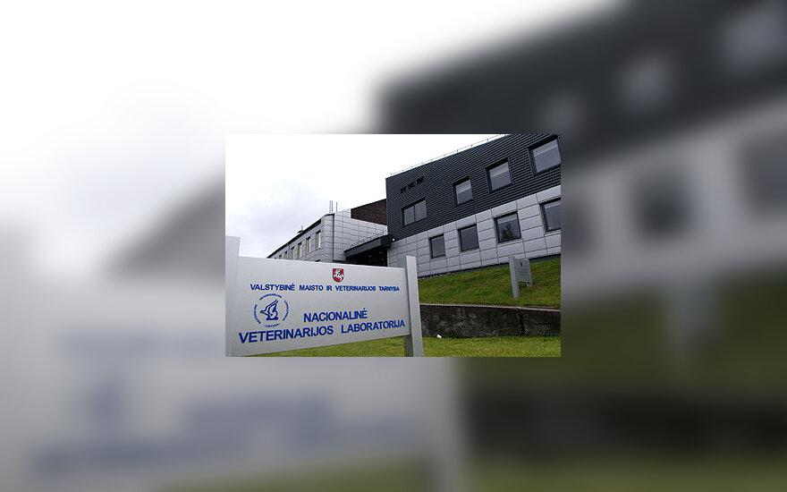 Lietuvos nacionalinė veterinarijos laboratorija