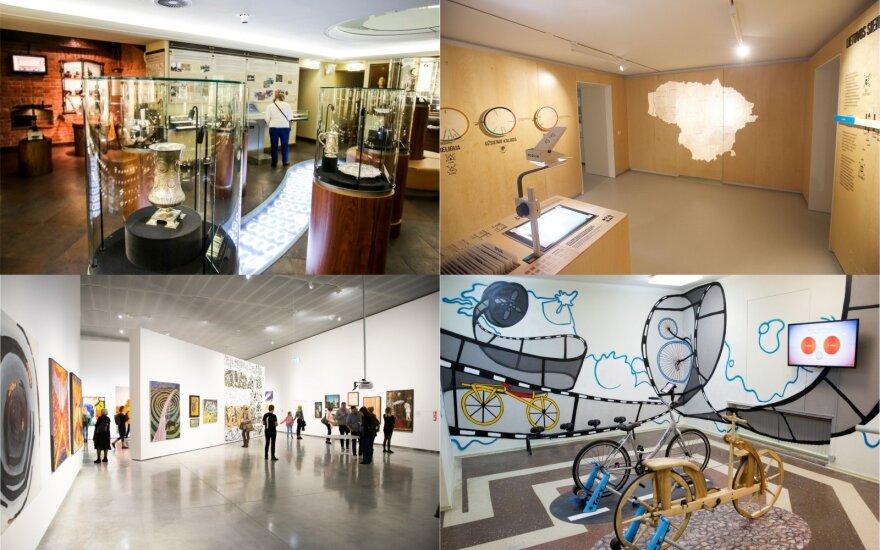 Muziejai Lietuvoje
