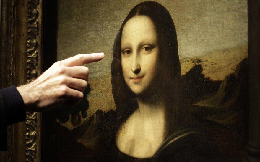 Mokslininkai nustatė, kokia liga galėjo sirgti garsioji Mona Lisa